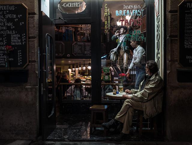 One Night In Barcelona