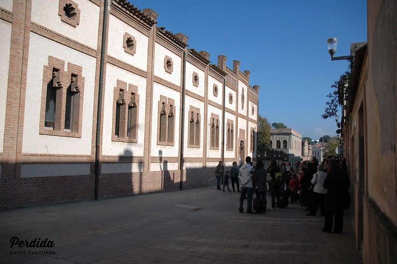 Escuela Colonia Güell