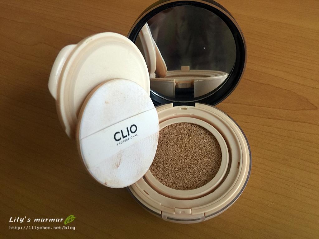 Clio Killer Cover打開的樣子(有使用痕跡Sorry! )。