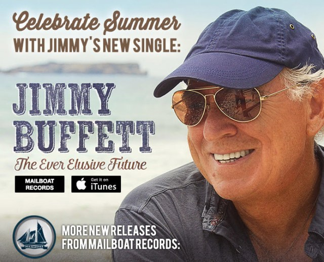 ever elusive future - Jimmy Buffett
