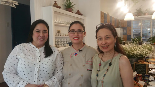 With Chef Chin and Lady Reyes