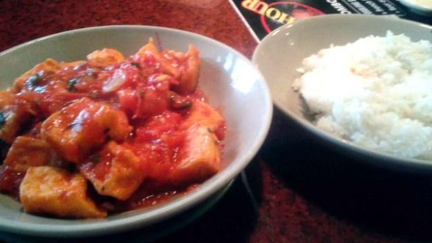 Stewed Tofu