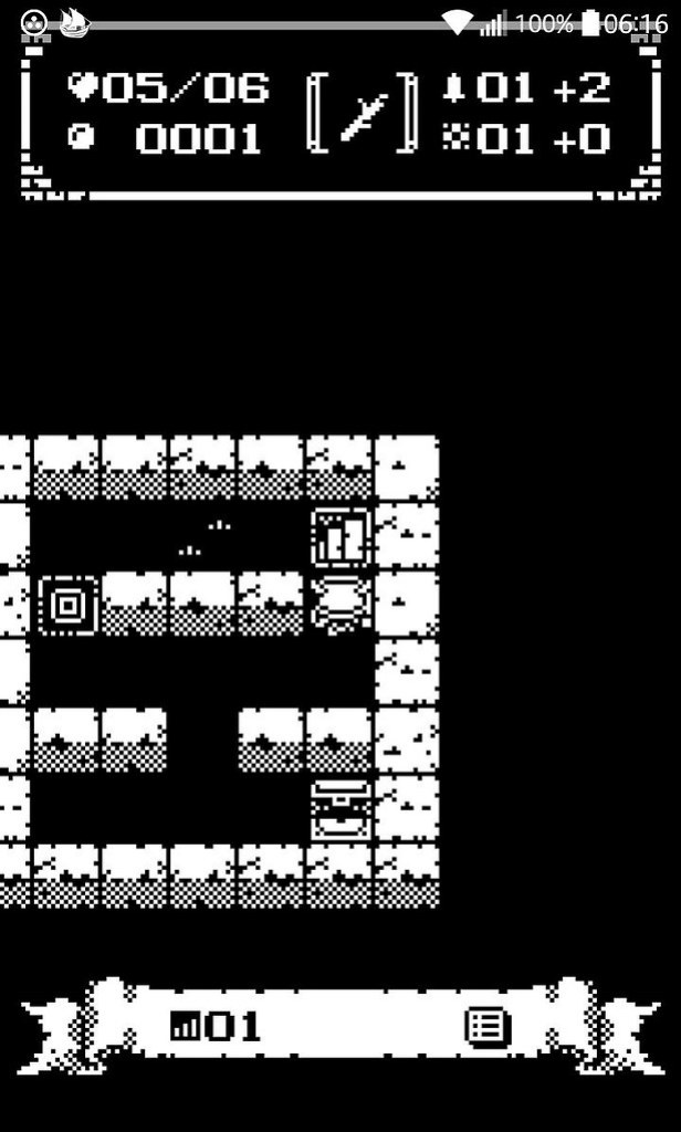 1 bit rogue review gameplay