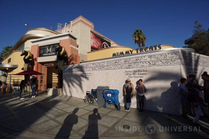 Photo Update: November 11, 2016 - Universal Studios Hollywood