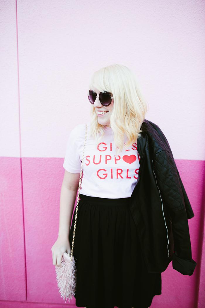 writes like a girl daisy natives girls support girls shirt9