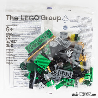 Review Livre LEGO Ninjago DK Build Your Own Adventure 03
