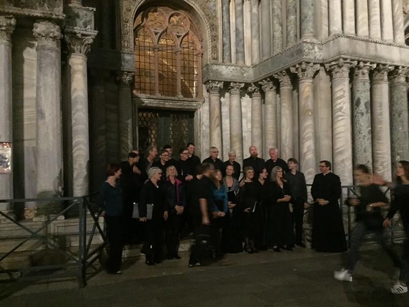 Venice Choir Tour