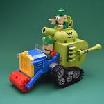 """Wacky Races """" army surplus special """""""