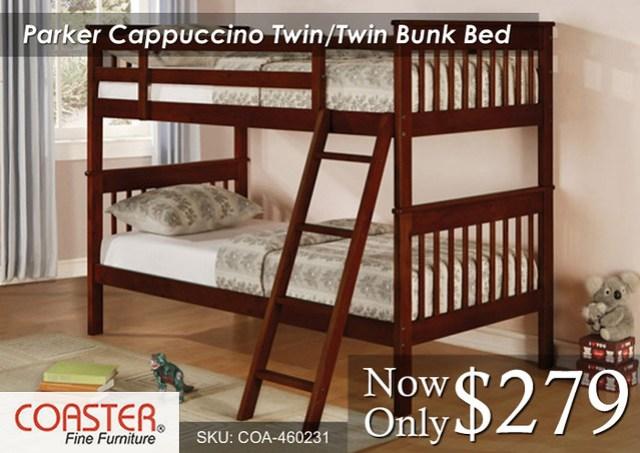 Parker Cappuccino v2 twin-twin