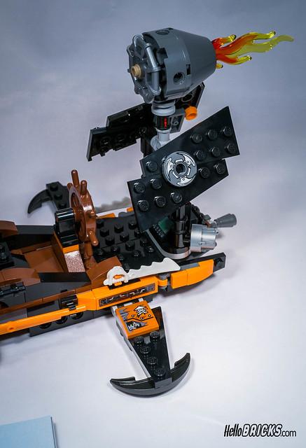 Lego 70603 - Ninjago - Raid Zeppelin