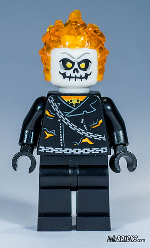 Lego 76058 - Marvel Spiderman - Ghost Rider Team-up