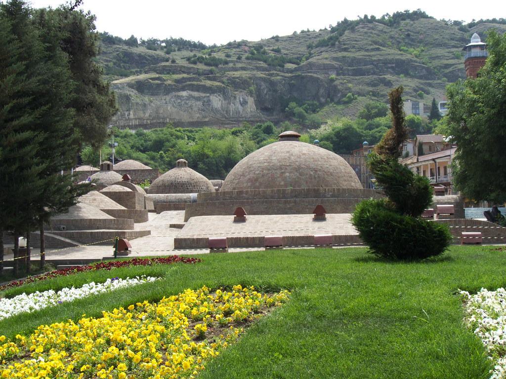 Tbilisi Bathhouses