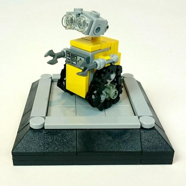 Lego Mini WALL·E