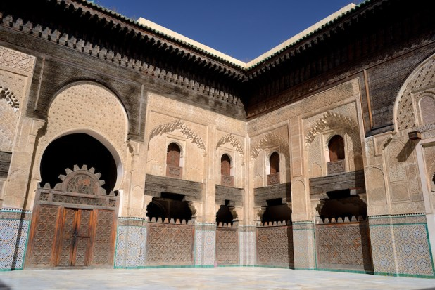 Madraza Bou Inania de Fez