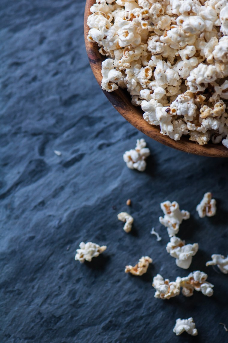 Asiago Black Pepper Popcorn 5