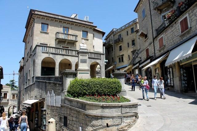 Visitar San Marino