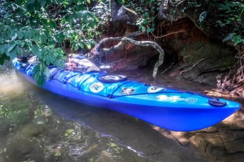 Lake Jocassee Kayaking-95