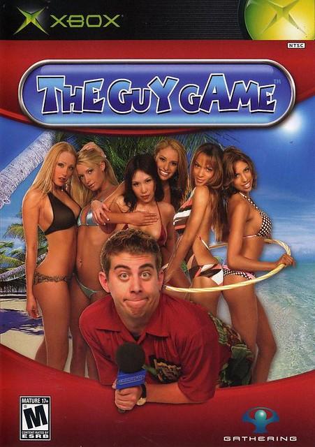 The Guy Game Box Art