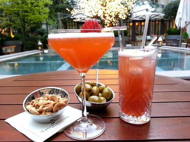 Le Royal Monceau Raffles Paris cocktails
