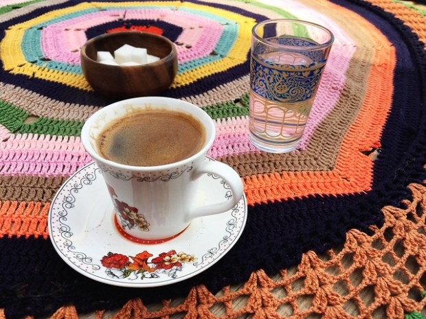 Turkish Coffee, Heybeliada Island
