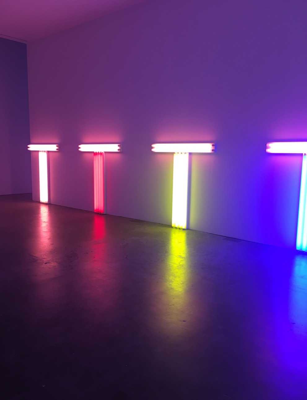 Dan Flavin Unititled (to Don Judd)