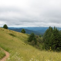 Castle Rock State Park: Sempervirens Point