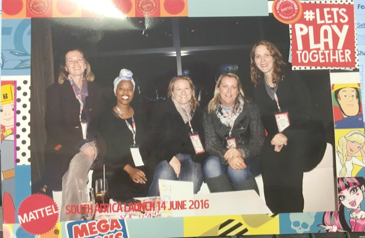South African Mom Bloggers, Mattel in South Africa