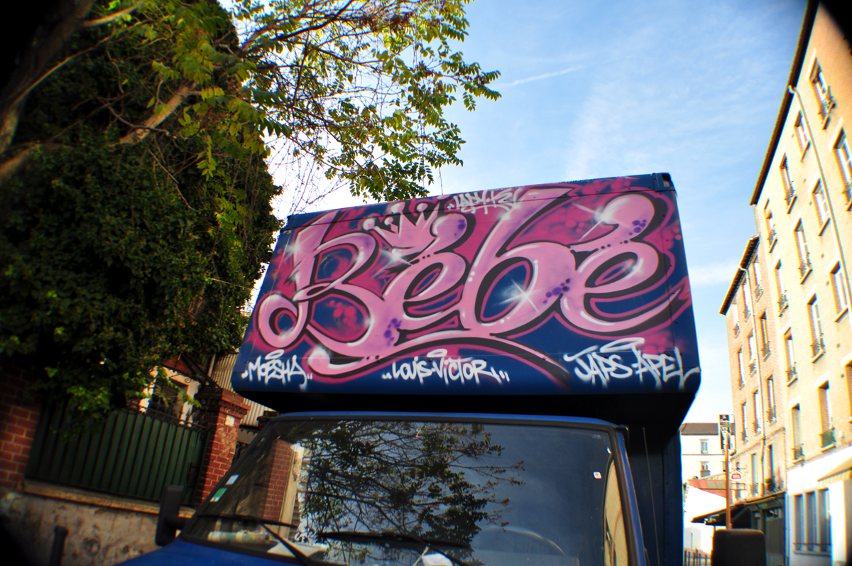 Bébé by Lady K