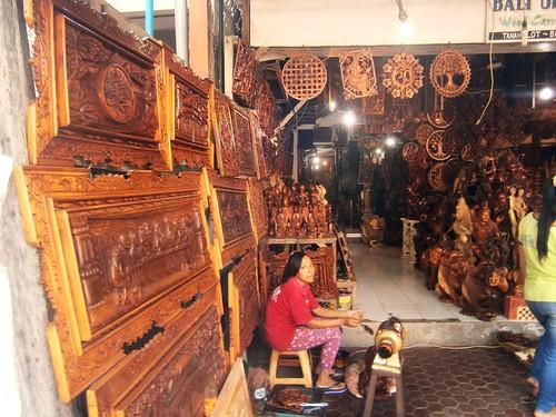 Store at Tanah Lot Bali