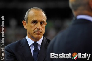 coach ettore messina italia