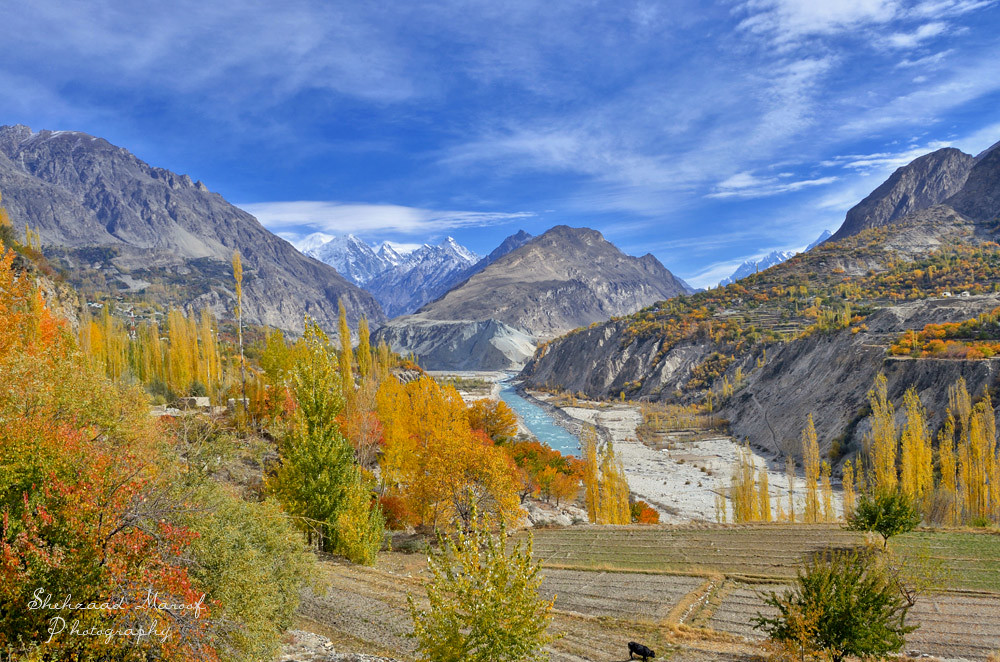 Beautiful Hunza