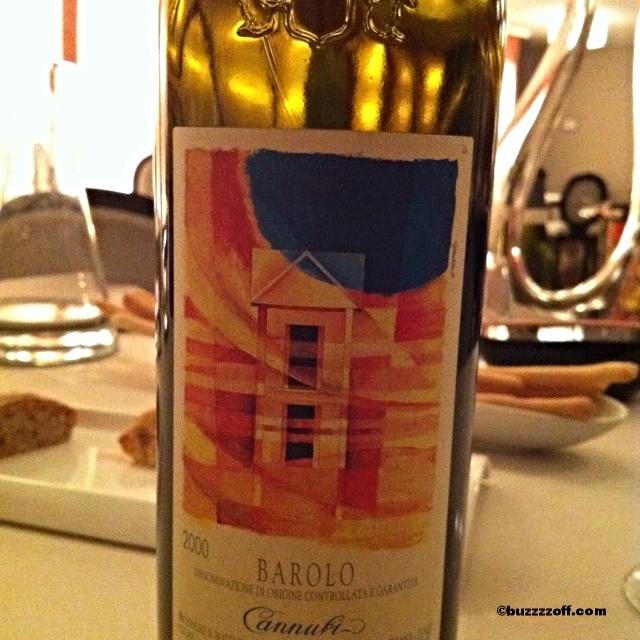 """""""Cannubi"""" Michele Chiarlo Barolo 2000 - Locando nel Borgo Antico"""