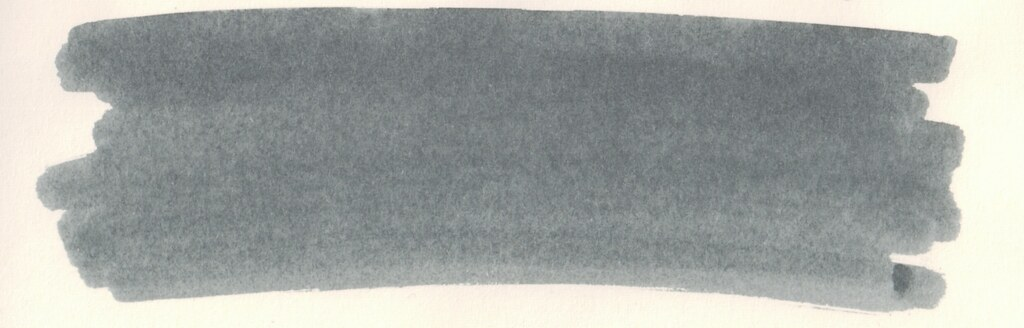 Diamine Grey Ink Swab