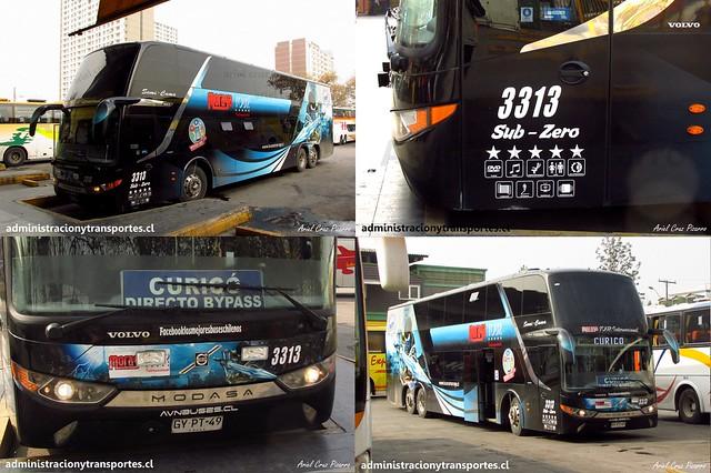 Moraga Tour 3313 Sub Zero