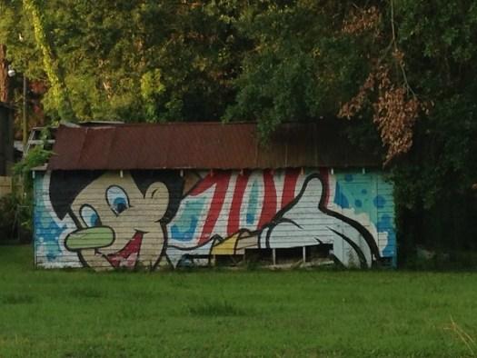 This is 100 Mural, Baton Rouge LA