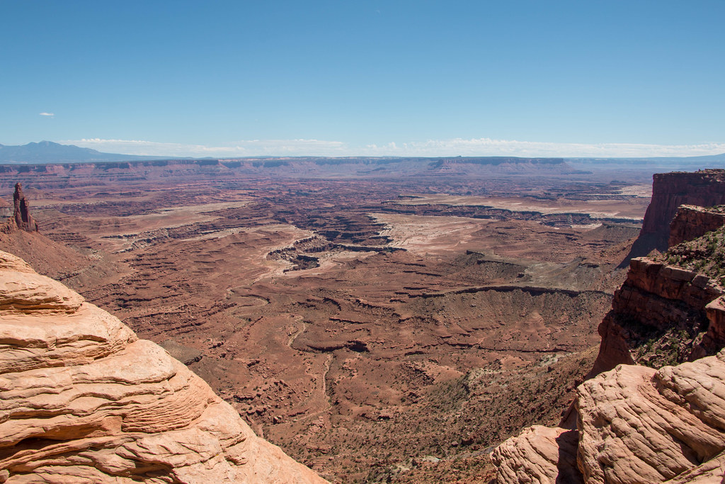 Mesa Arch and Buck Canyon