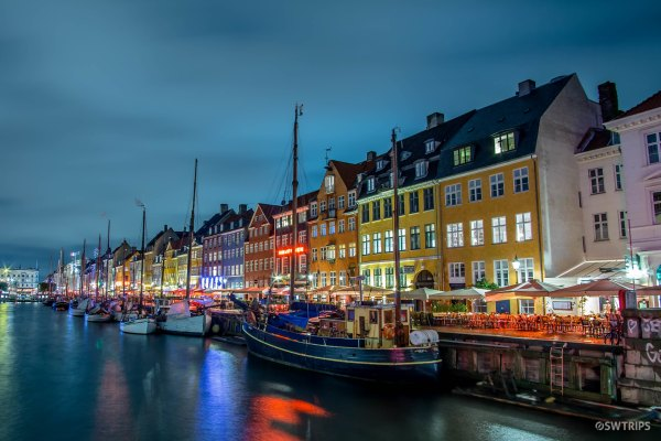 Colorful Houses Along Nyhavn - Copenhagen, Denmark.jpg