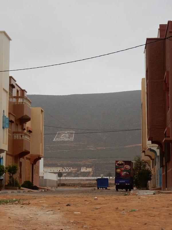 les rues de Sidi Ifni