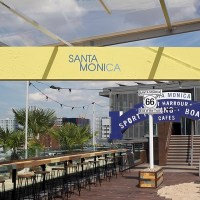 Rooftop Pop-Up: Santa Monica at SkyLounge