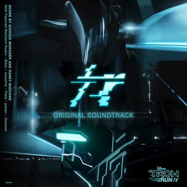 TRON RUN/r Original Soundtrack