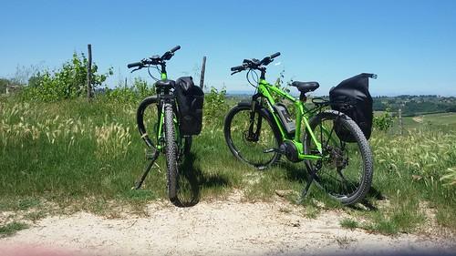 toscana by bike