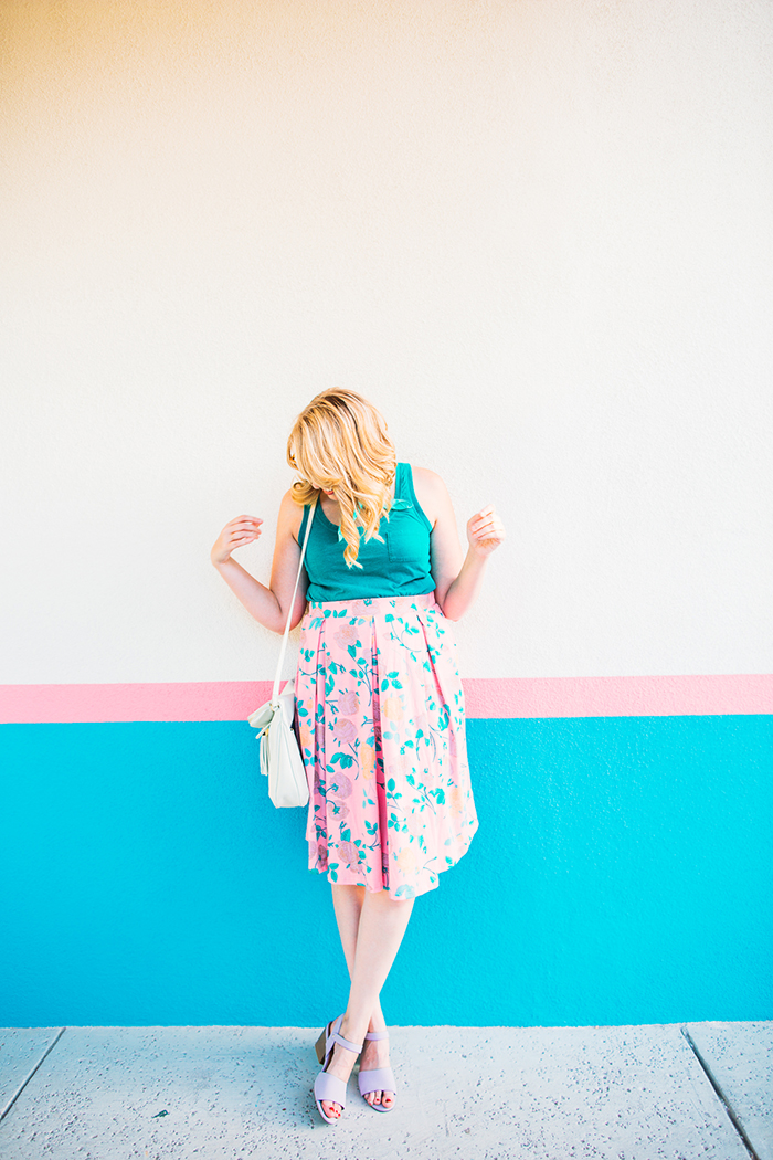 lularoe madison floral skirt3