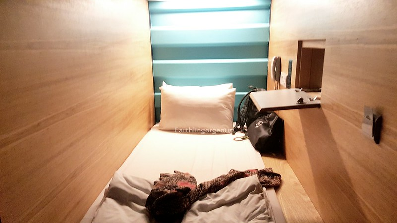 Sleeping in Airports: KLM Airport Malaysia