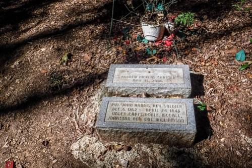 Harrisburg Plantation Cemetery-003