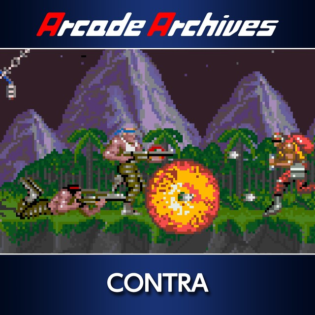 Arcade Archives Contra
