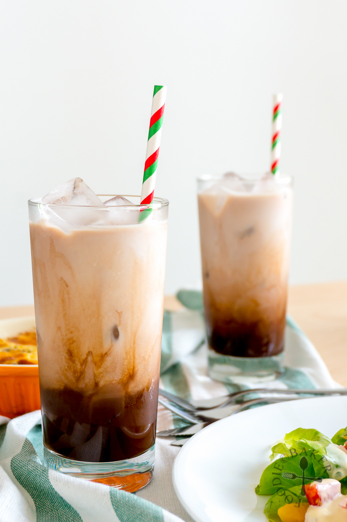 Delicious Summer Essential: Ice Cold and Easy Iced Mocha