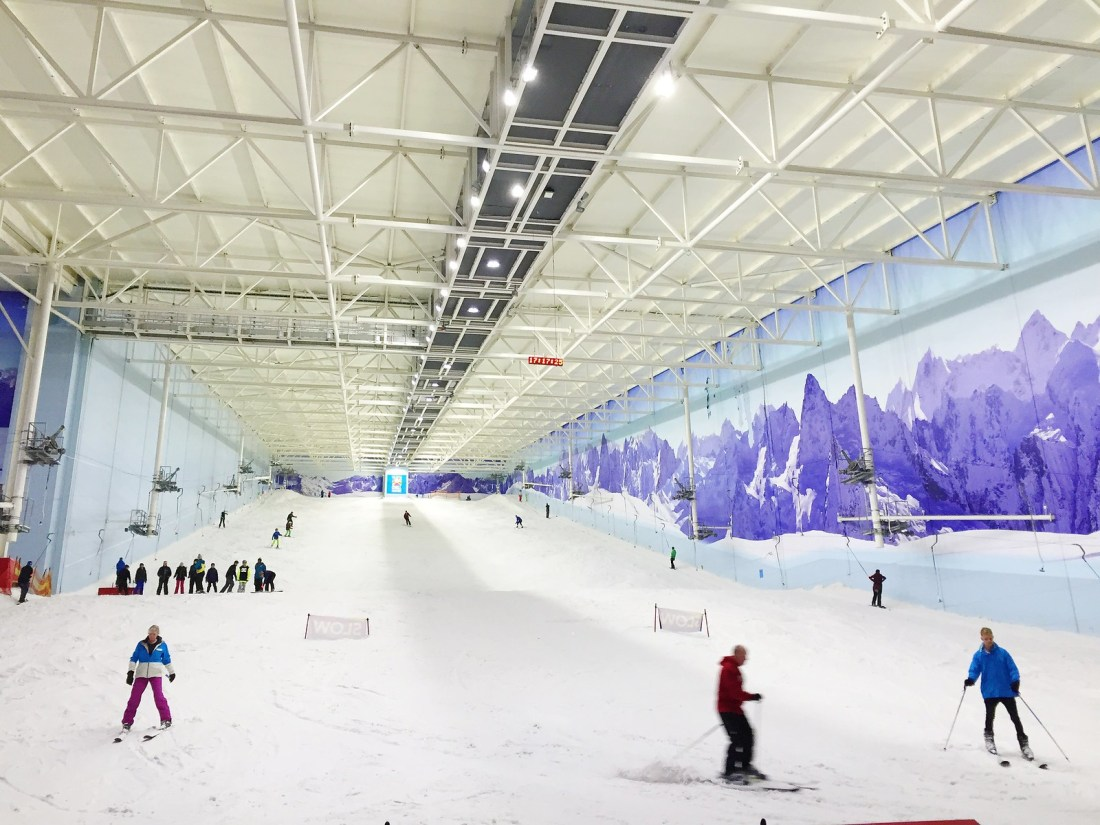 Lower Main Slope Chill Factore