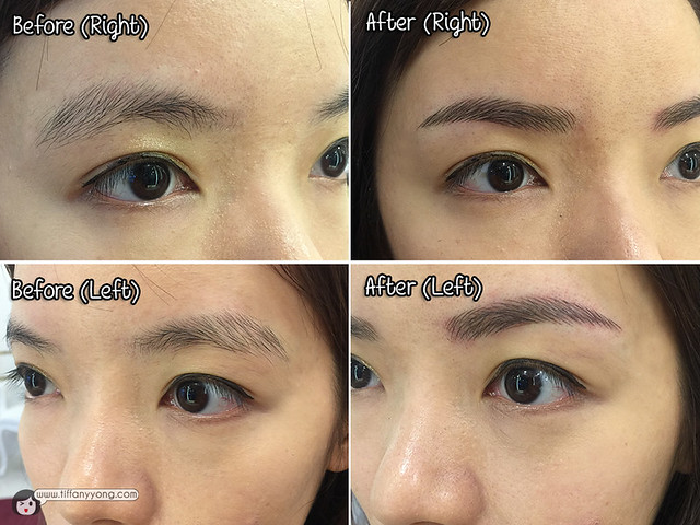Allure Beauty Eyebrow Embroidery Tiffany Yong