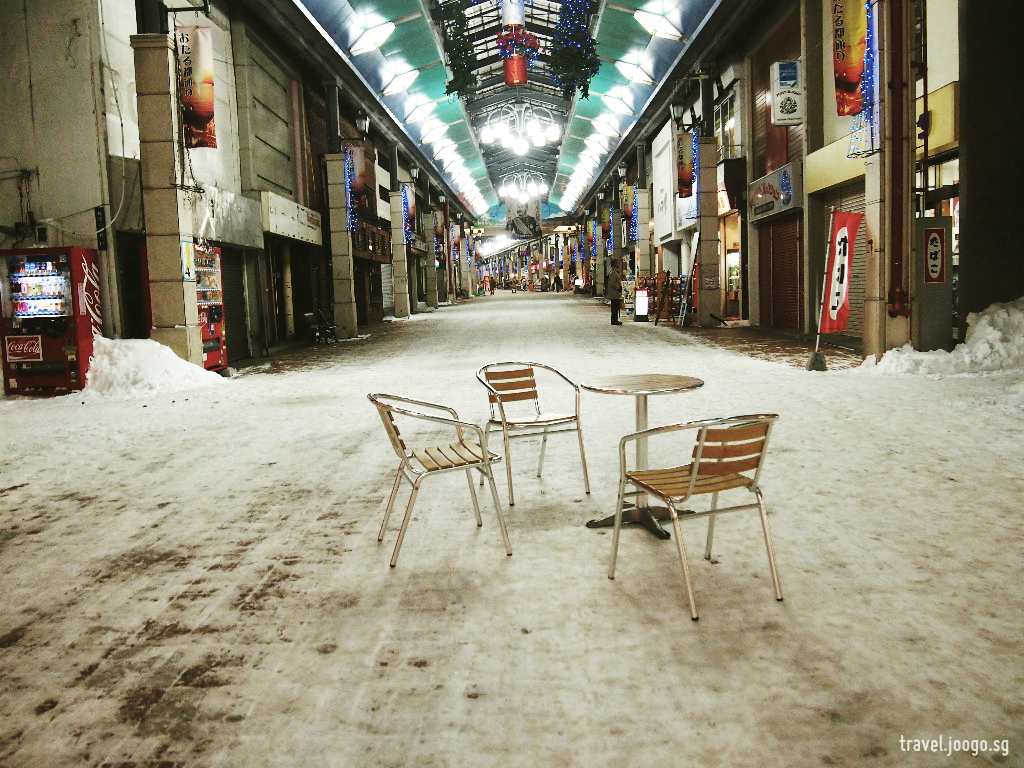 Otaru Streets 3 - travel.joogo.sg