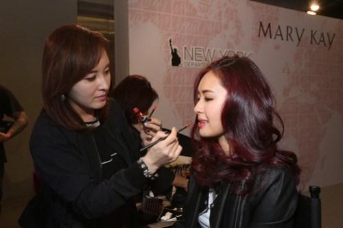 Makeup Training by Sunjin Kim_1